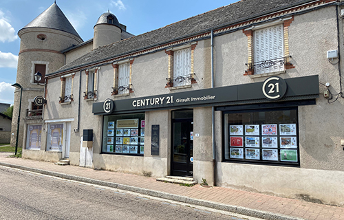 Agence immobilière CENTURY 21 Girault Immobilier, 41240 BEAUCE LA ROMAINE