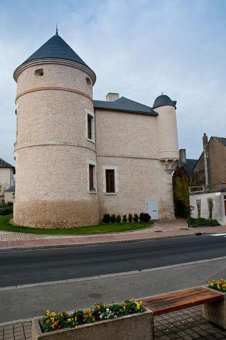 Beauce-la-Romaine - Immobilier - CENTURY 21 Girault Immobilier – château